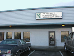 Progressive Rehabilitation and Work Injury Center