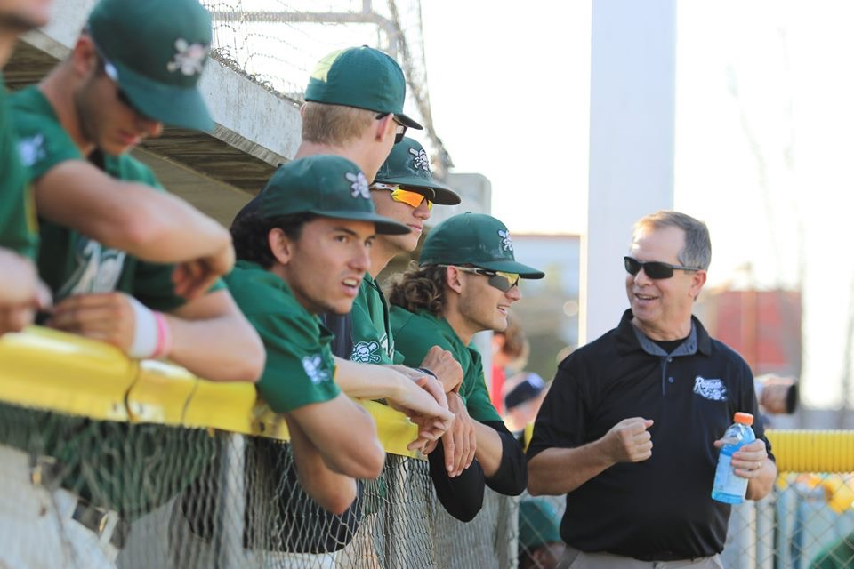 Steve Zerkel is the Head Athletic Trainer for Medford Rogues Baseball Team